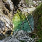 How about something different, how about canyoning in Slovenia