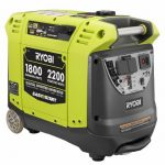 Portable generator is a practical device for camping