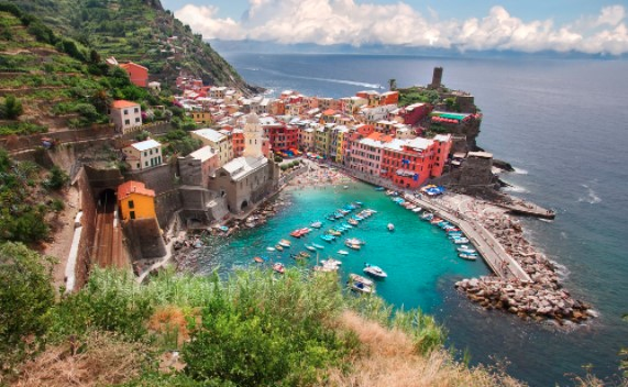 Why Purchase Real Estate in Italy